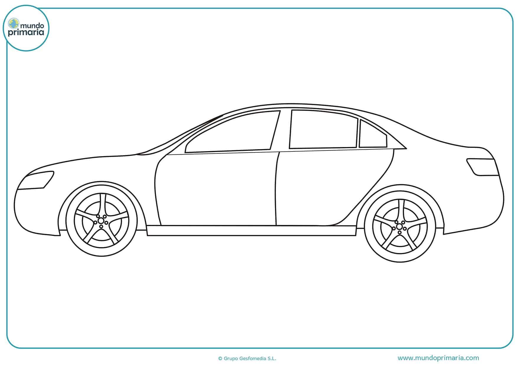 Dibujos carros para dibujar