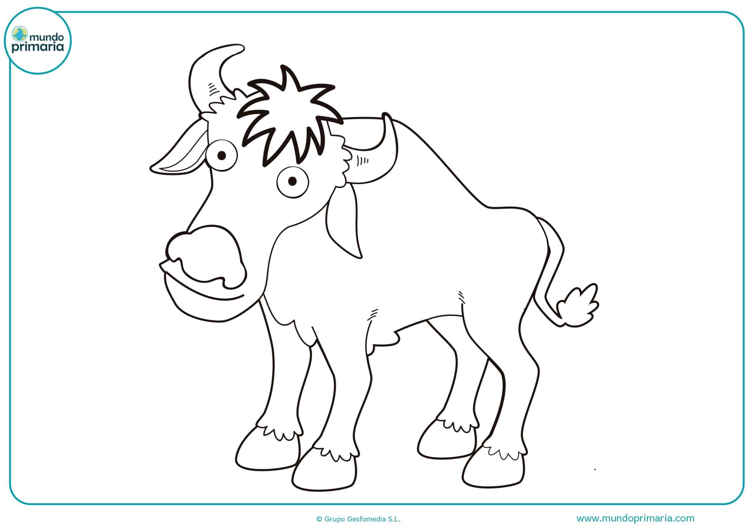 Dibujos Para Descargar Imprimir Y: Dibujos De Animales De La Selva Para Colorear