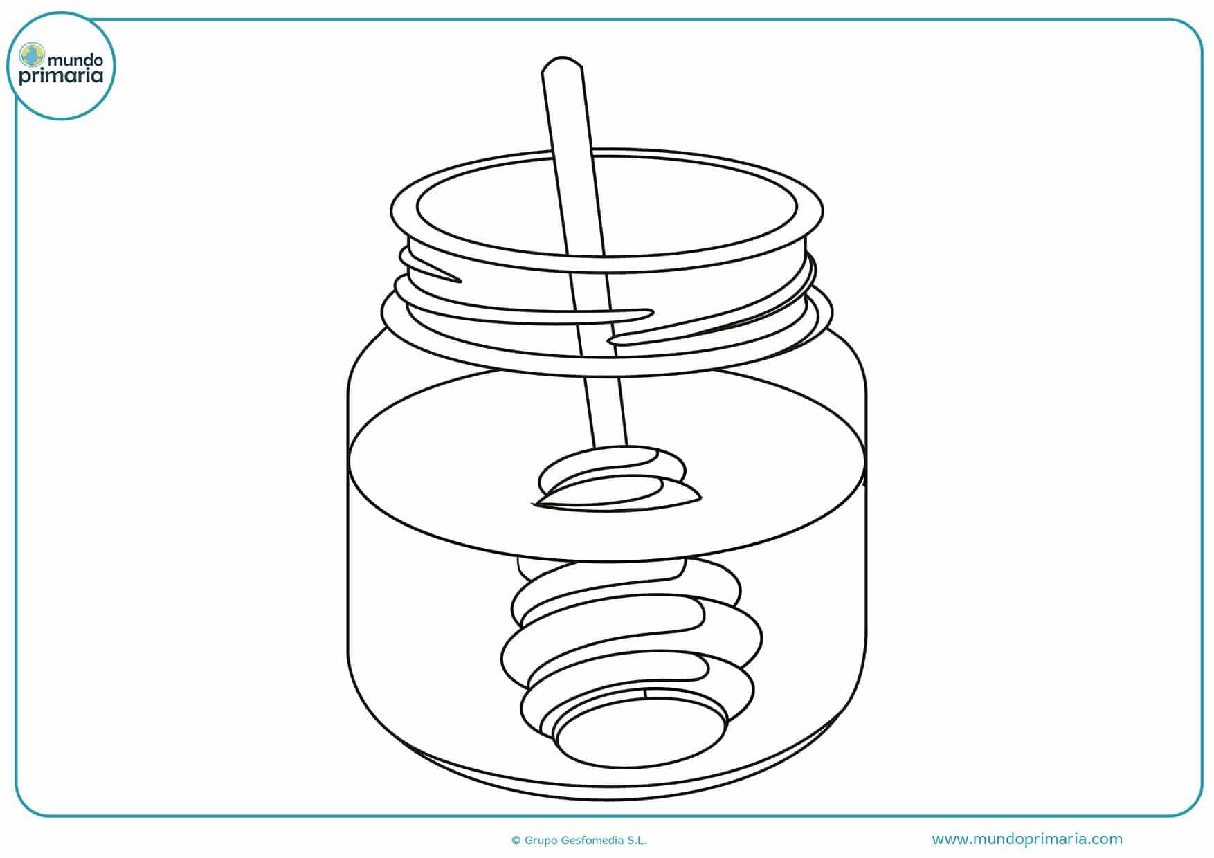 Niños Para Colorear E Imprimir: Dibujos De Bebida Para Colorear