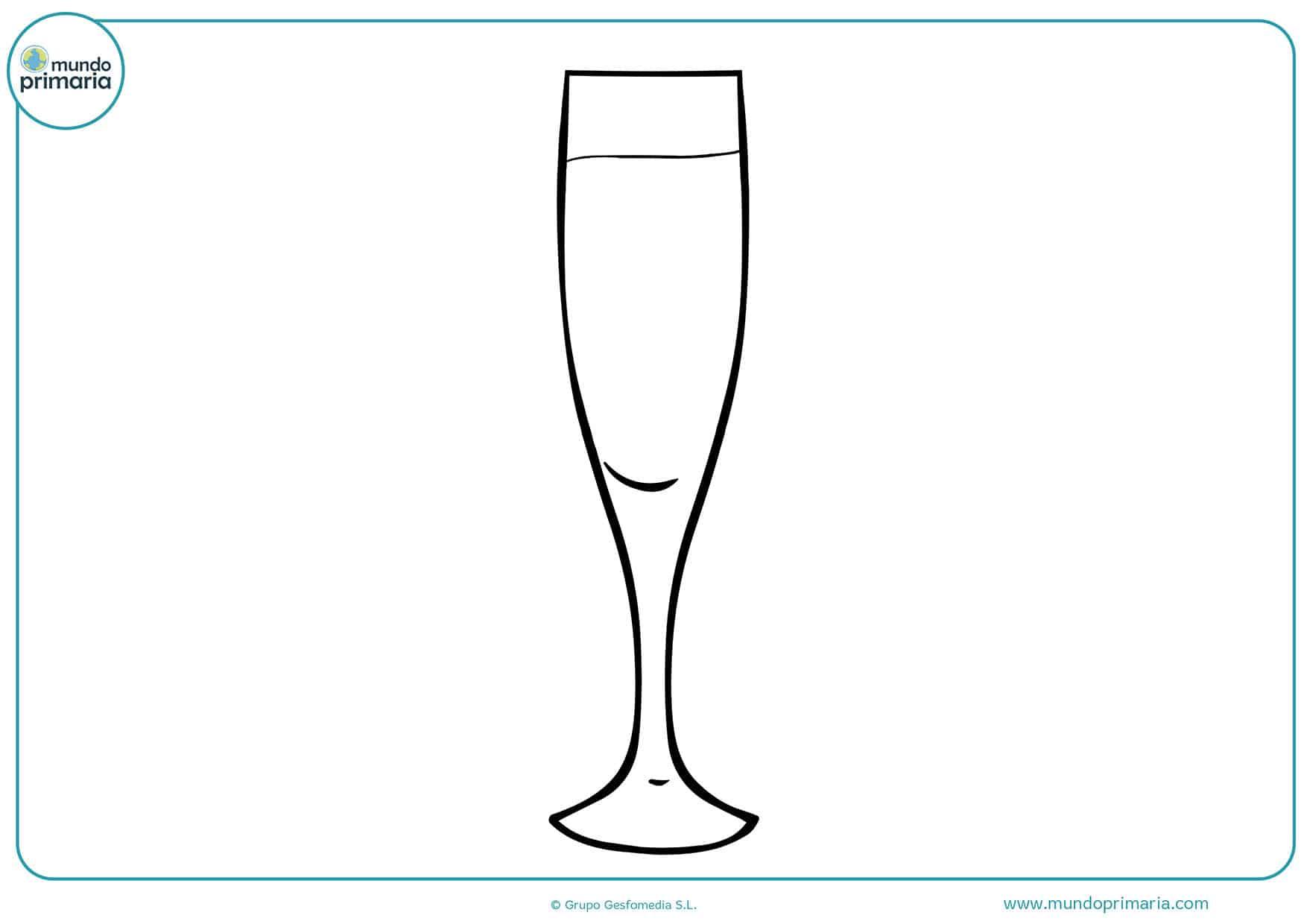 Dibujos De Bebida Para Colorear