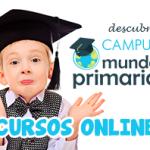 Descubre Campus Mundo Primaria ¡Nuestros cursos online!