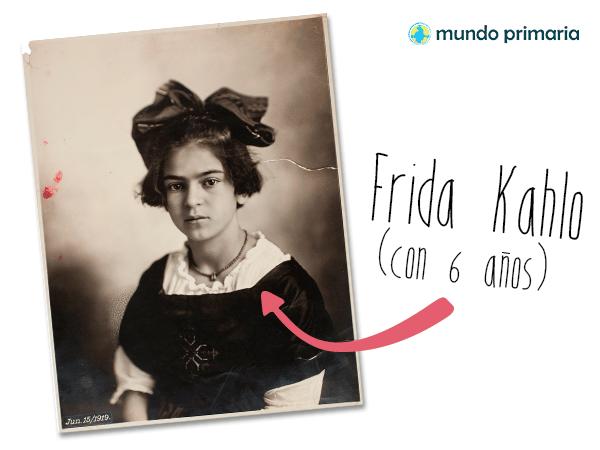 Imagenes De Frida Kahlom Para Colorear: Frida Kahlo Para Niños