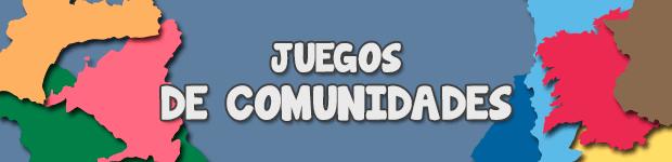 Comunidades Autónomas para Primaria