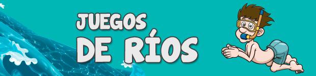 Los ríos de España para niños de Primaria
