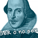 """Ser o no ser"" Shakespeare"