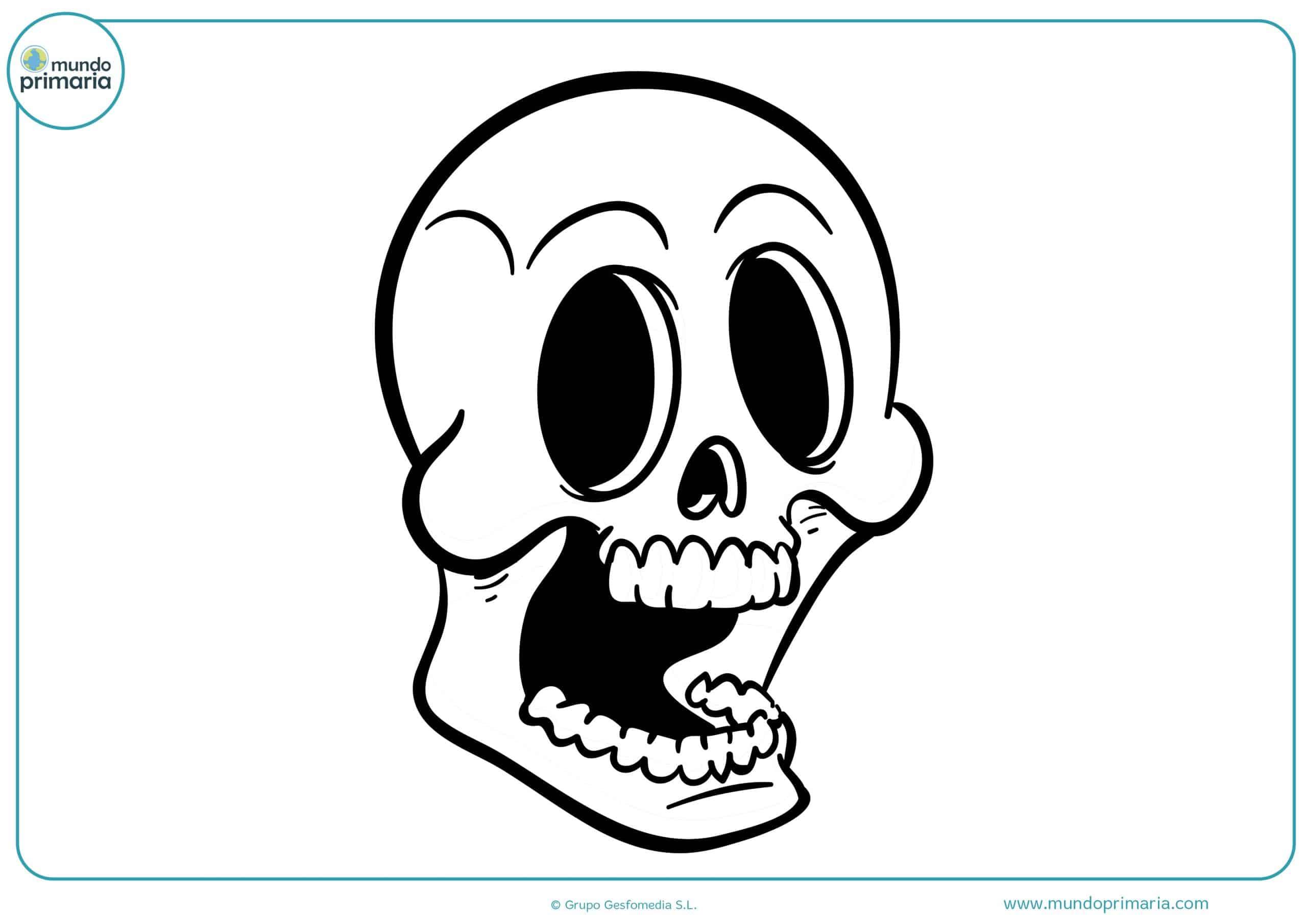 Dibujos Halloween colorear