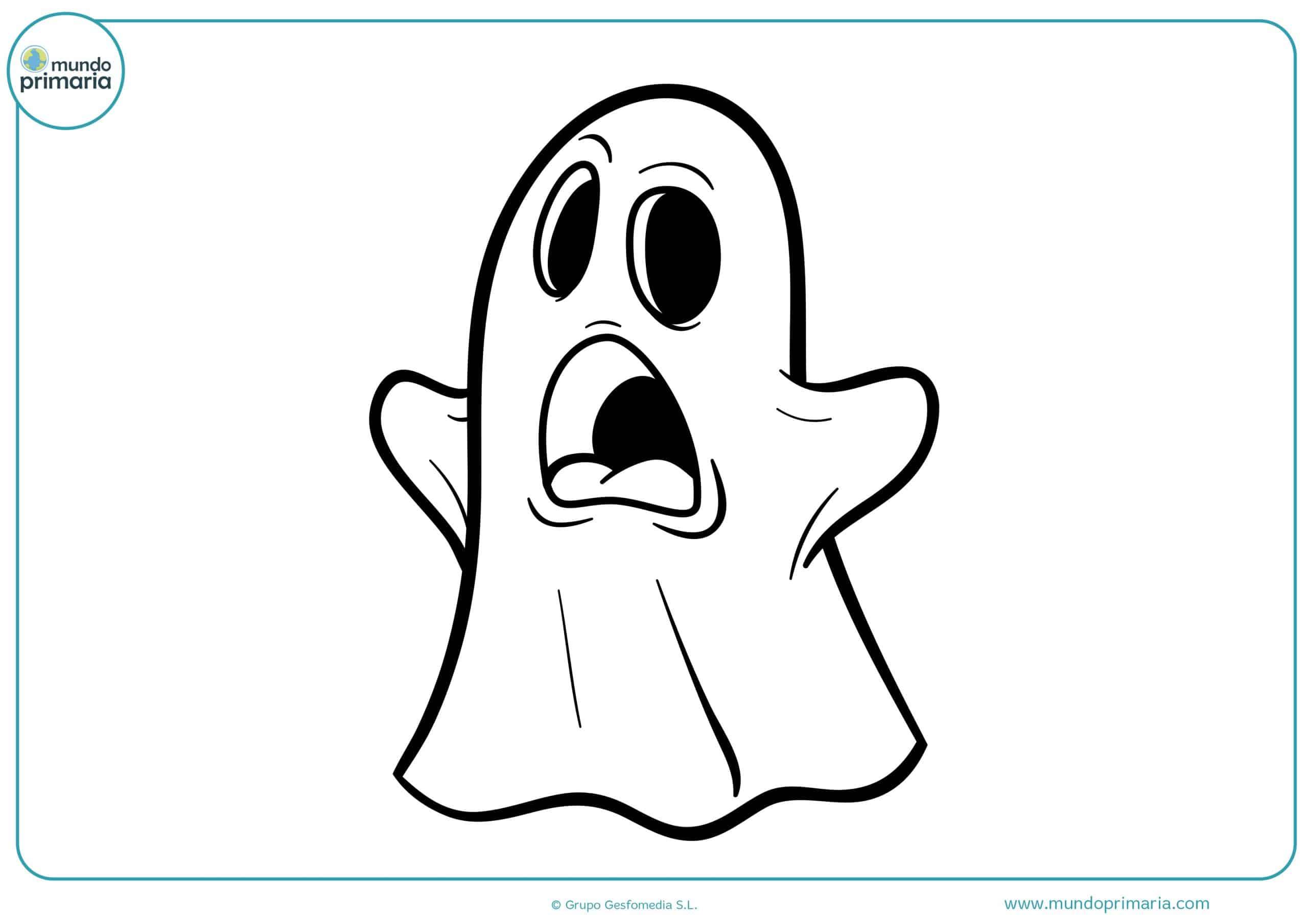 Colorear dibujos Halloween gratis
