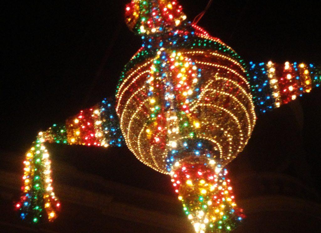 navidad en el mundo en méxico