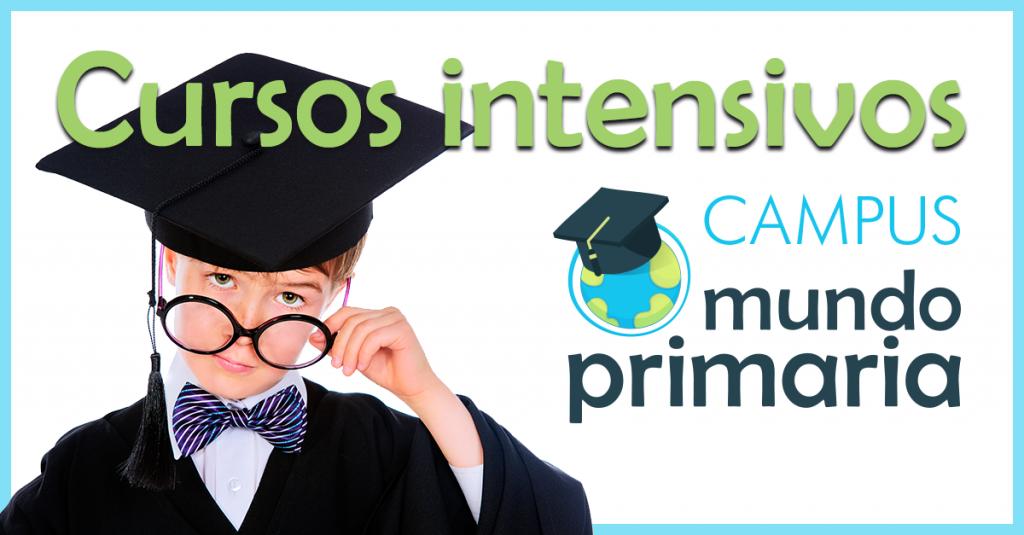 Cursos intensivos en Campus Mundo Primaria
