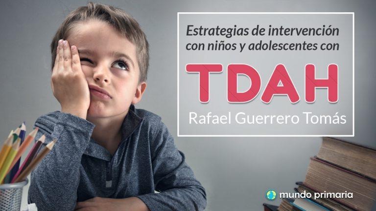 Estrategias para niños con TDAH