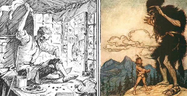 Cuentos antiguos de los hermanos Grimm