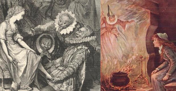 Cuentos de los hermanos Grimm sin censura