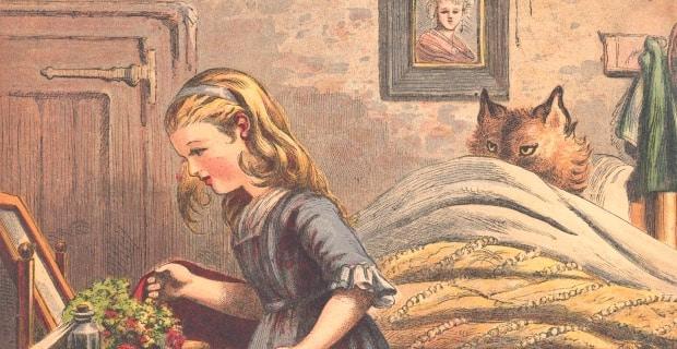Cuentos originales de los hermanos Grimm