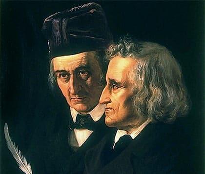 Cuentos de los hermanos Grimm originales y la versión actual para niños