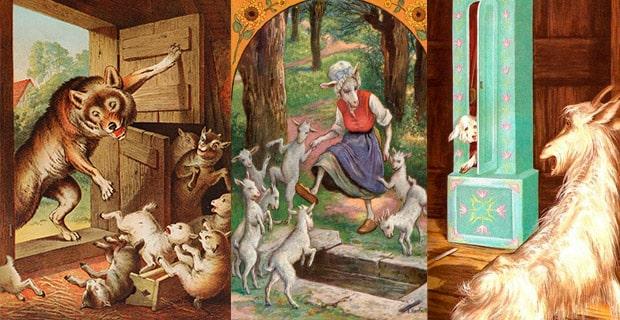 Hermanos Grimm y sus cuentos originales