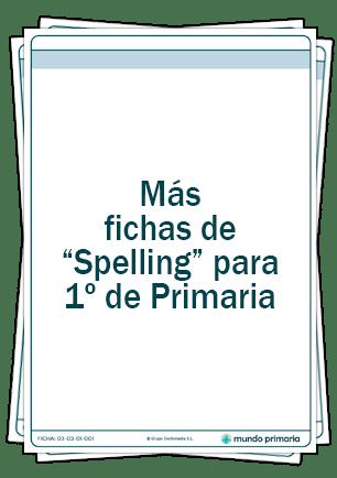 Ejercicios de INGLÉS para niños de primaria 【2018】➔ Para imprimir