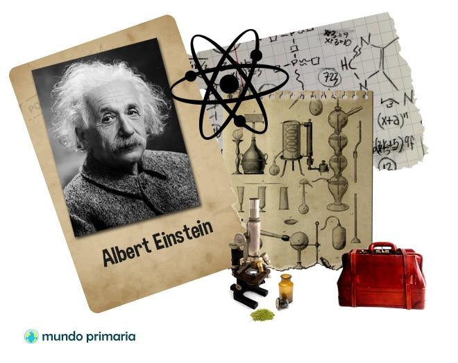 Einstein para niños de primaria