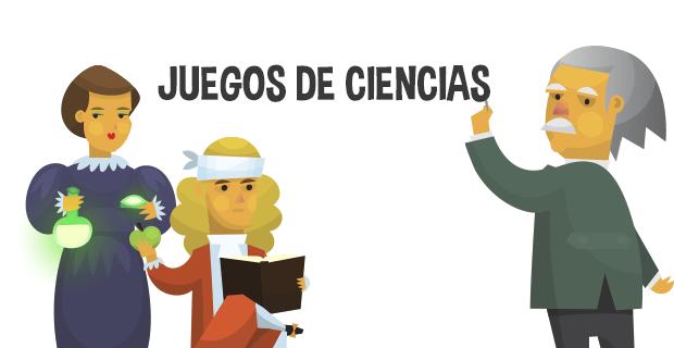Juegos de ciencias para primaria