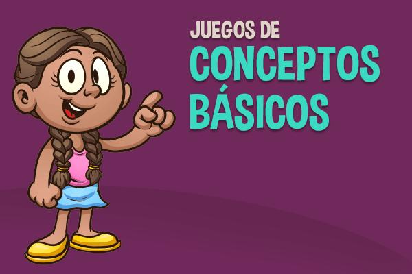 juegos de conceptos básicos