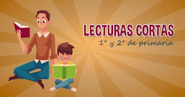 lecturas cortas y rápidas para niños