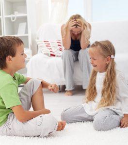 Problermas de conducta en casa