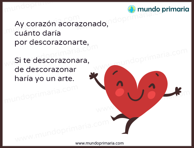 Trabalenguas de amor【La Mejor Colección】para niños de primaria