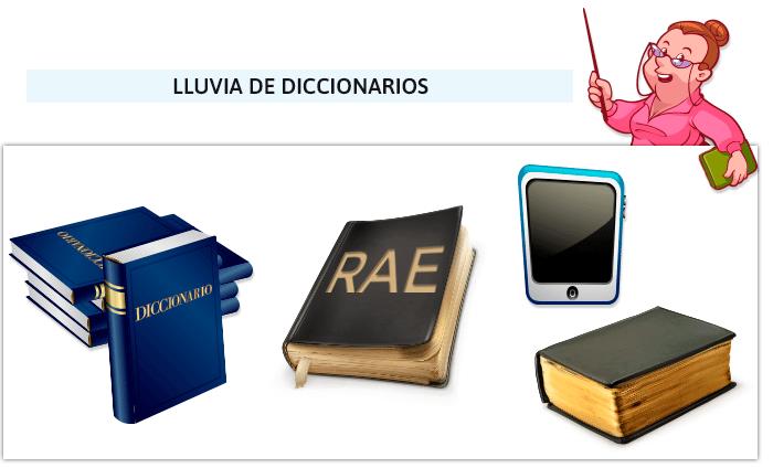 Juegos de diccionario