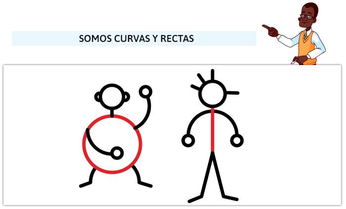 Juegos de líneas y curvas