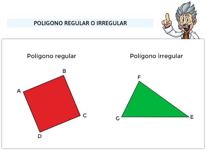 Juegos de polígonos regulares