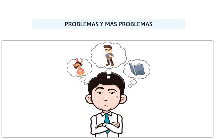 Juegos de resolución de problemas matemáticos - Mundo Primaria