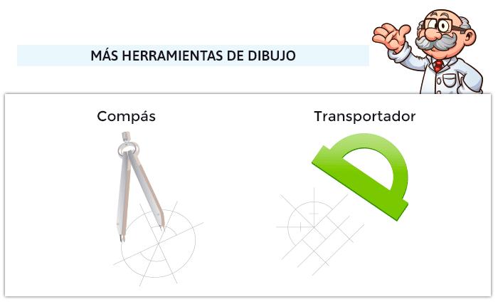 Juegos de transportador de ángulos