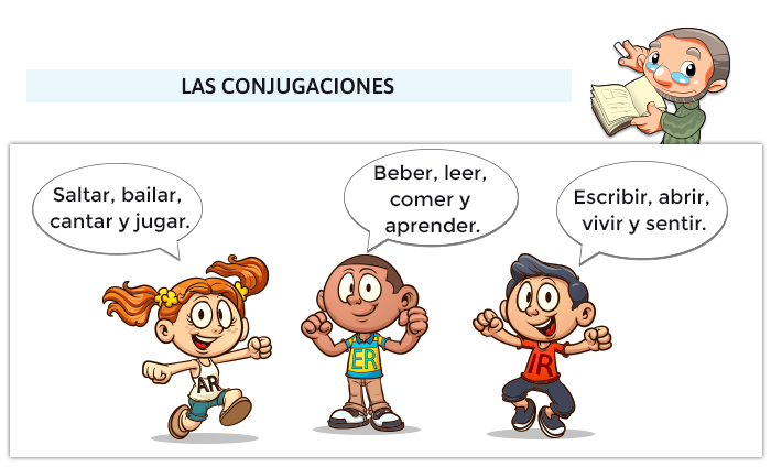 Juegos de verbos