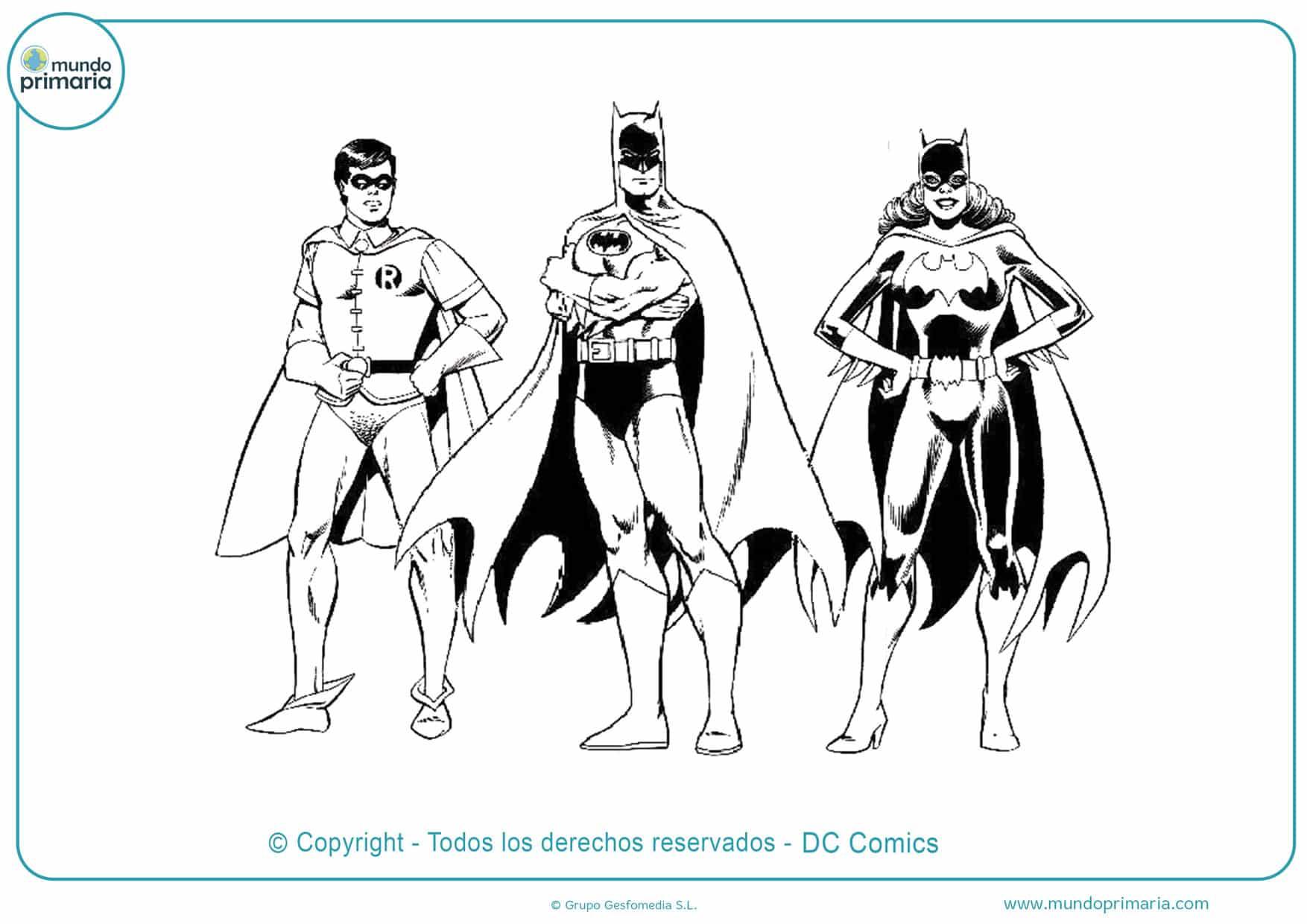 Batman dibujos