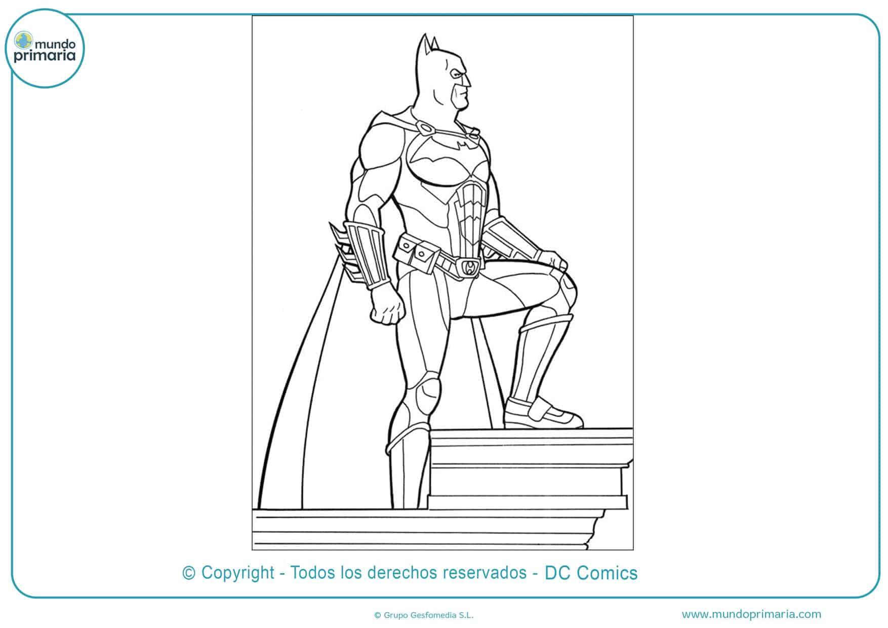 Dibujos de batman