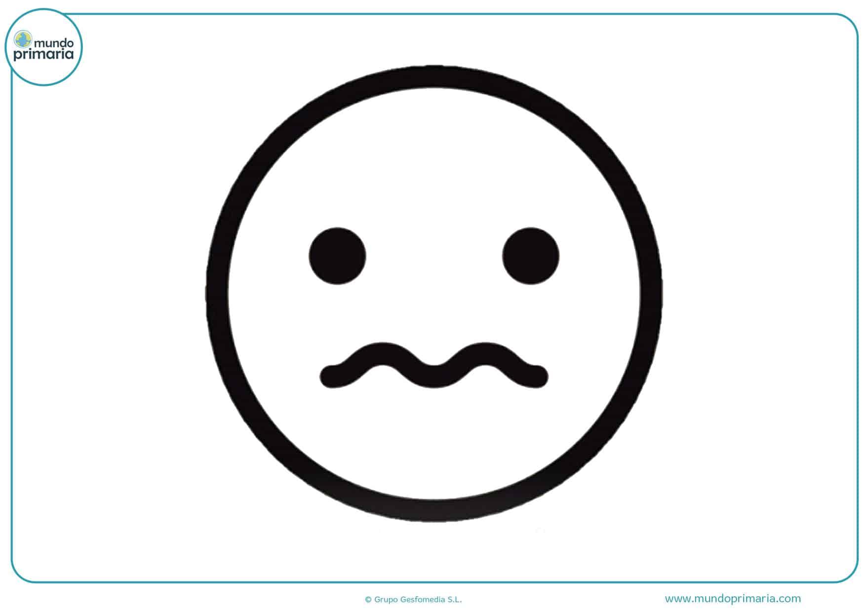 dibujos de emojis para imprimir y colorear