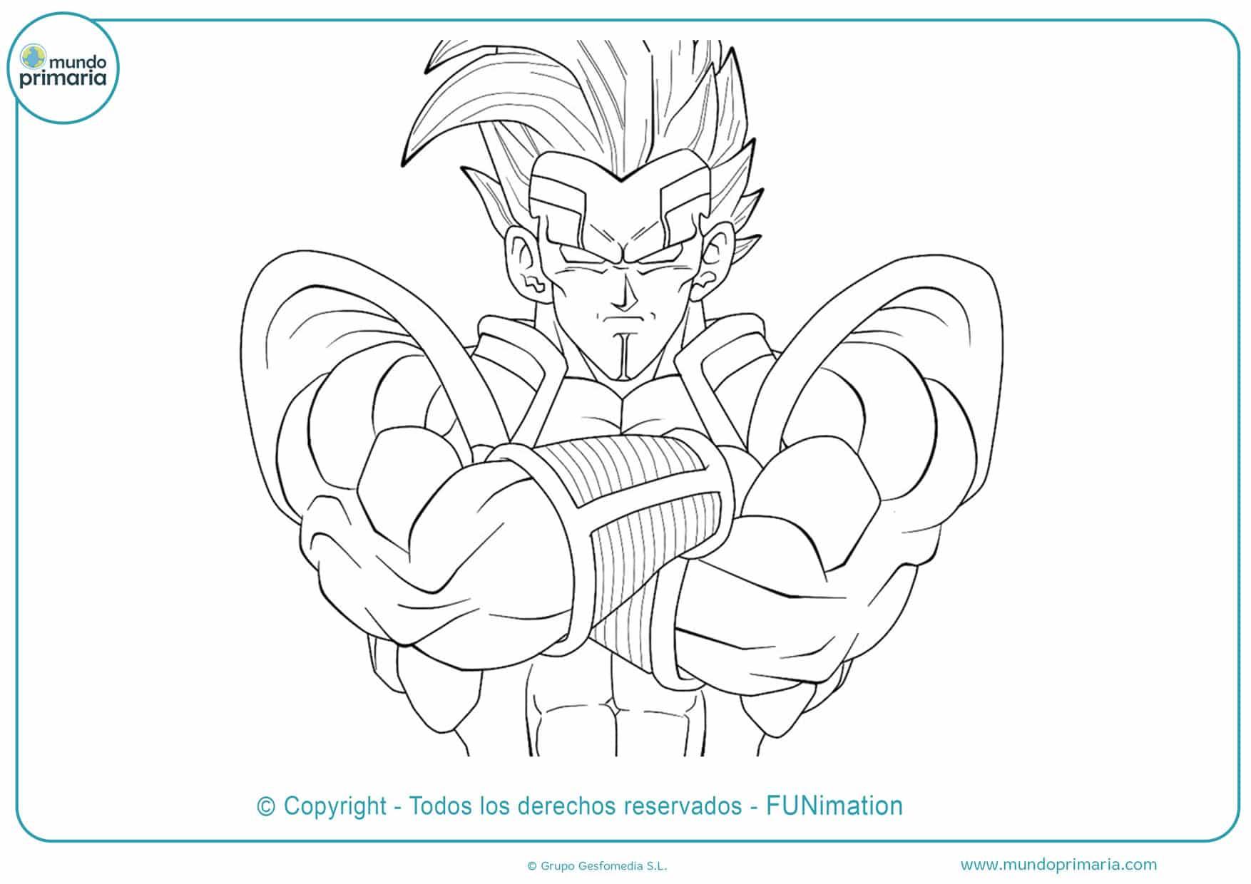 Dibujos Goku
