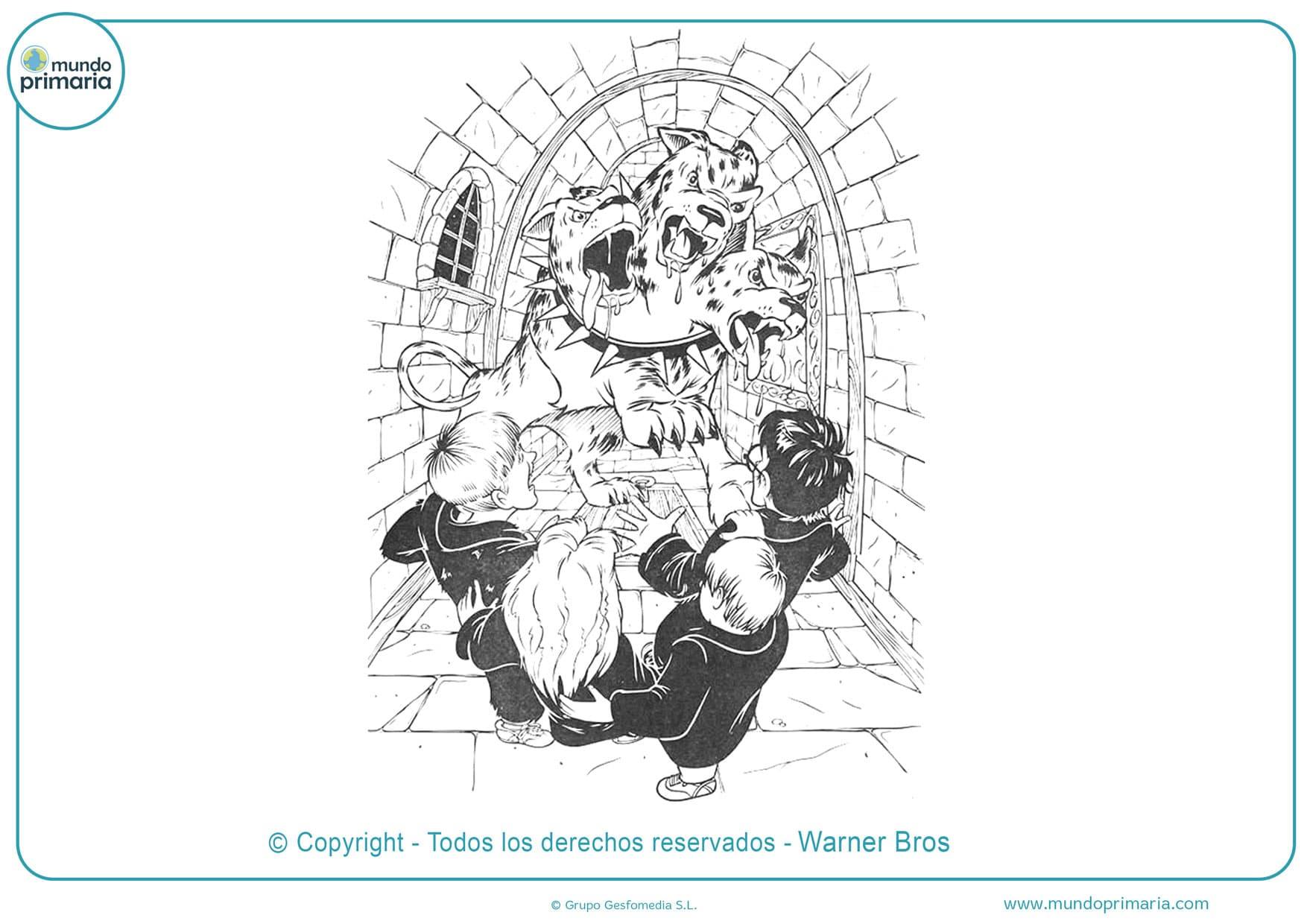 dibujos de harry potter y las reliquias de la muerte
