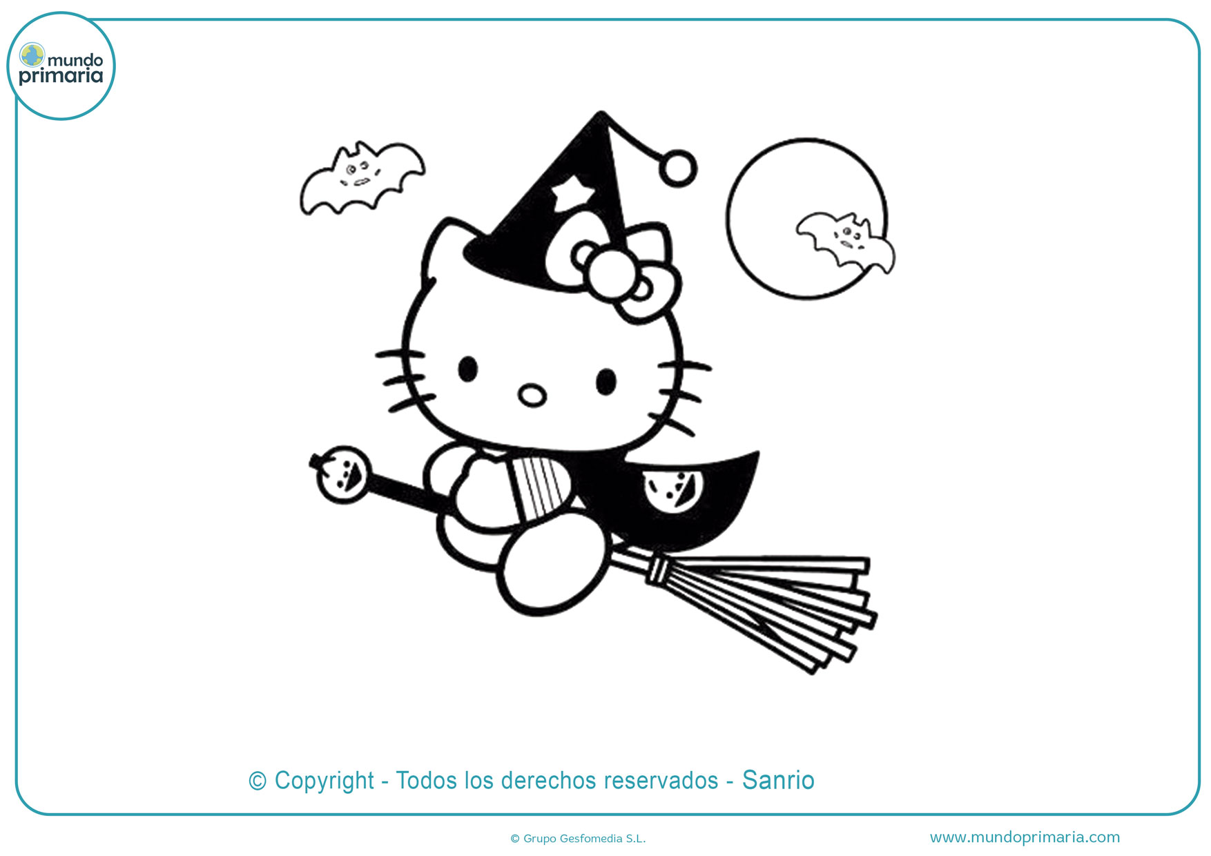 Fotos De Hello Kitty Para Colorear Colorear Imagenes