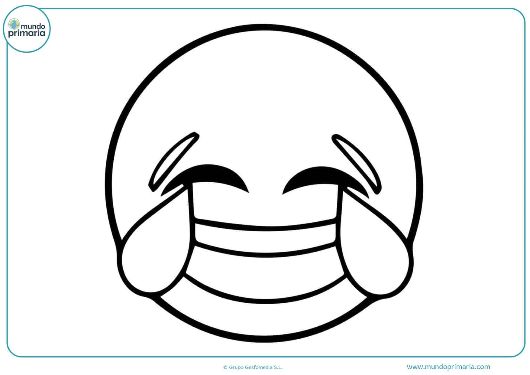 dibujos para colorear de emojis la pelicula