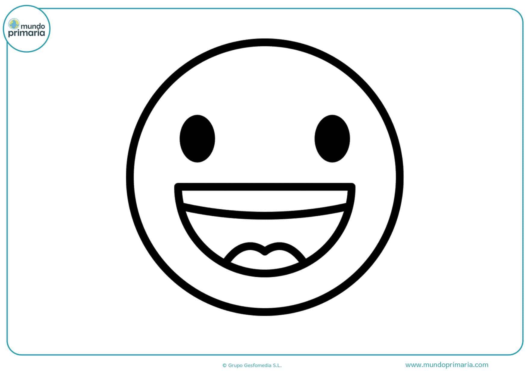 dibujos para colorear de los emojis