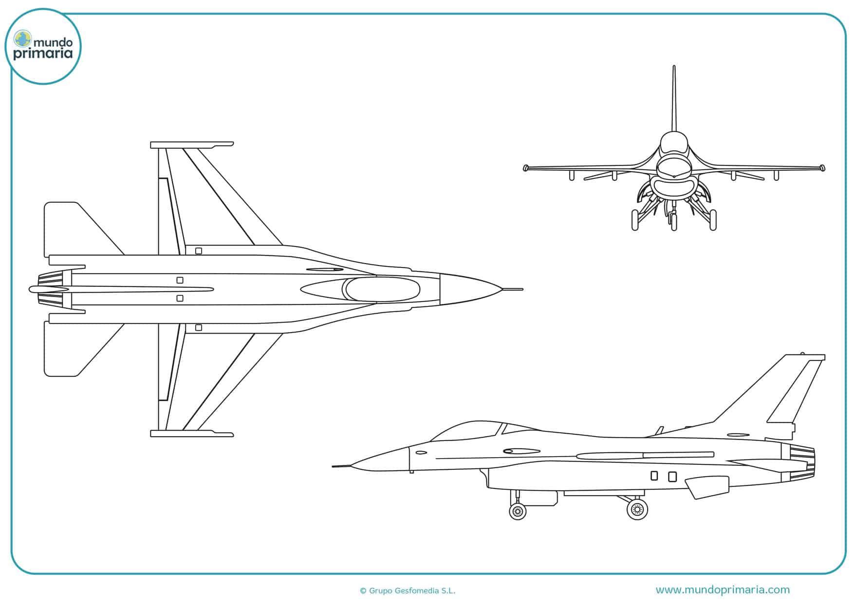 dibujos de aviones de la segunda guerra mundial