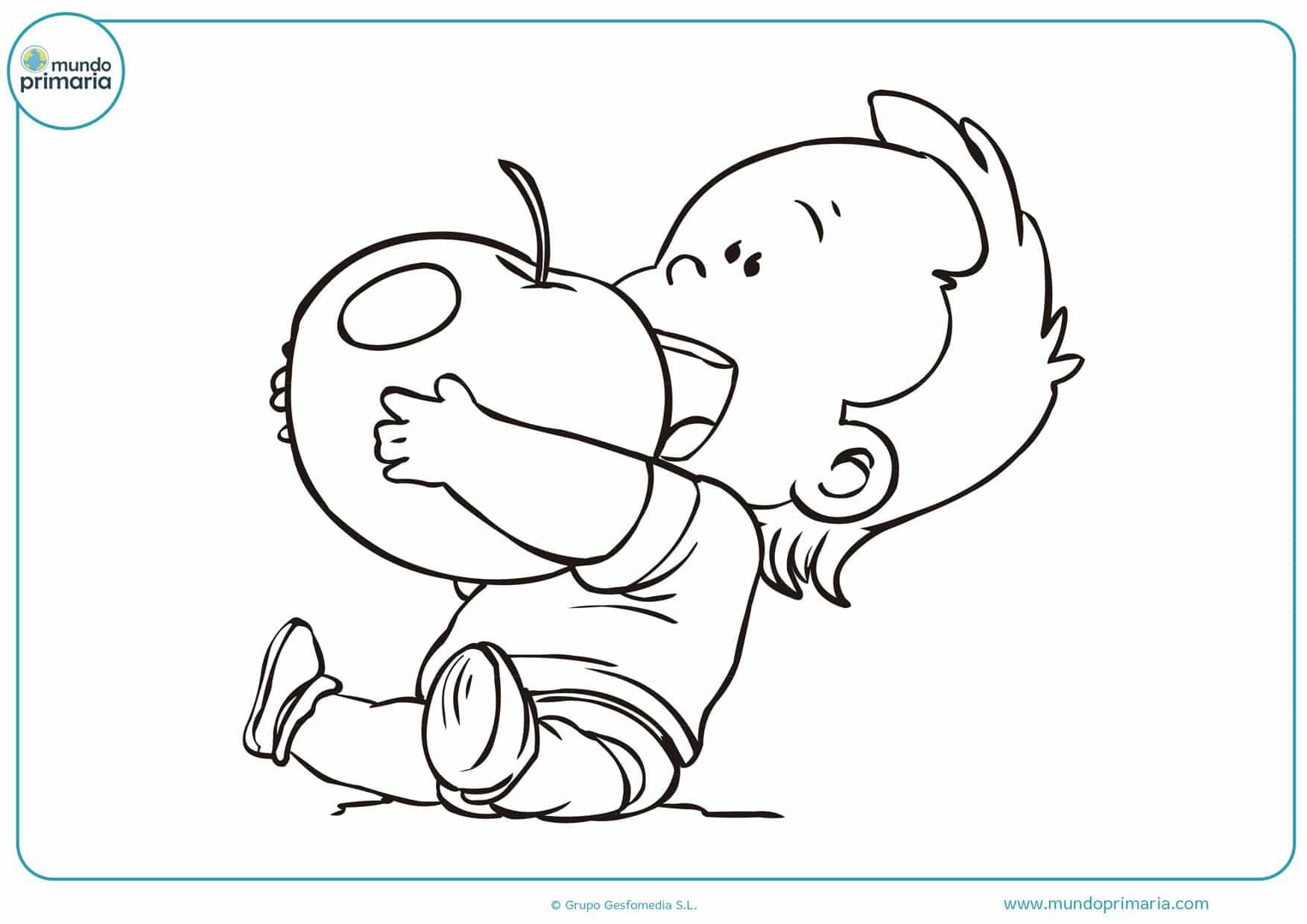 Dibujos De Bebés Para Colorear También Recién Nacidos