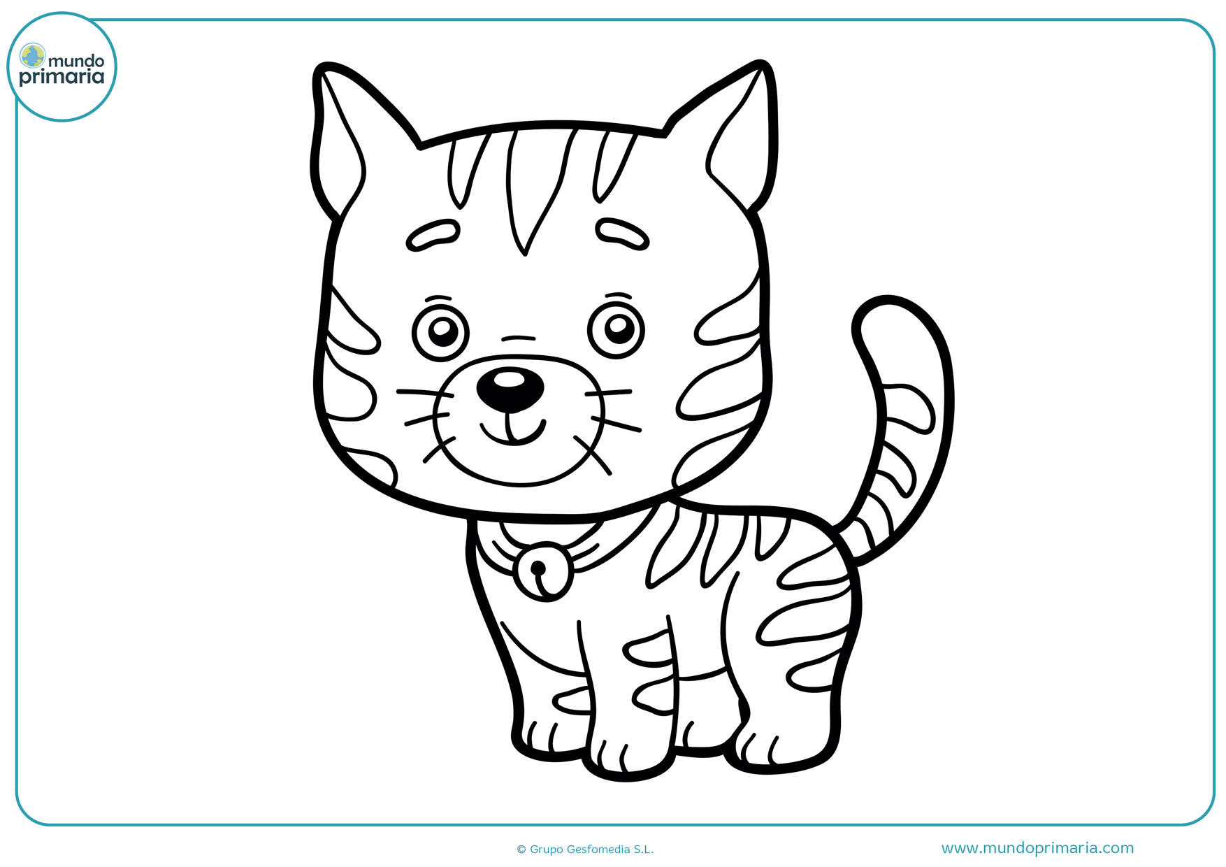 Dibujos De Animales Domesticos Para Colorear Imprimir Y Pintar
