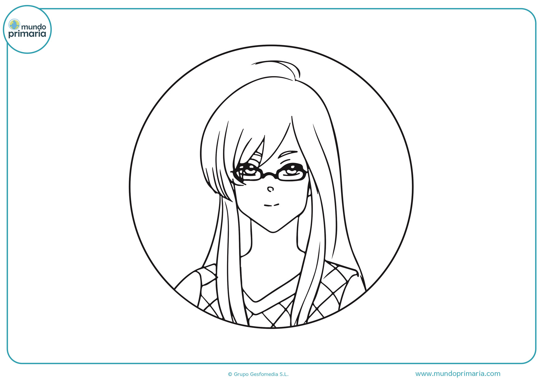 Dibujos Manga Y Anime Para Colorear Imprimir Gratis