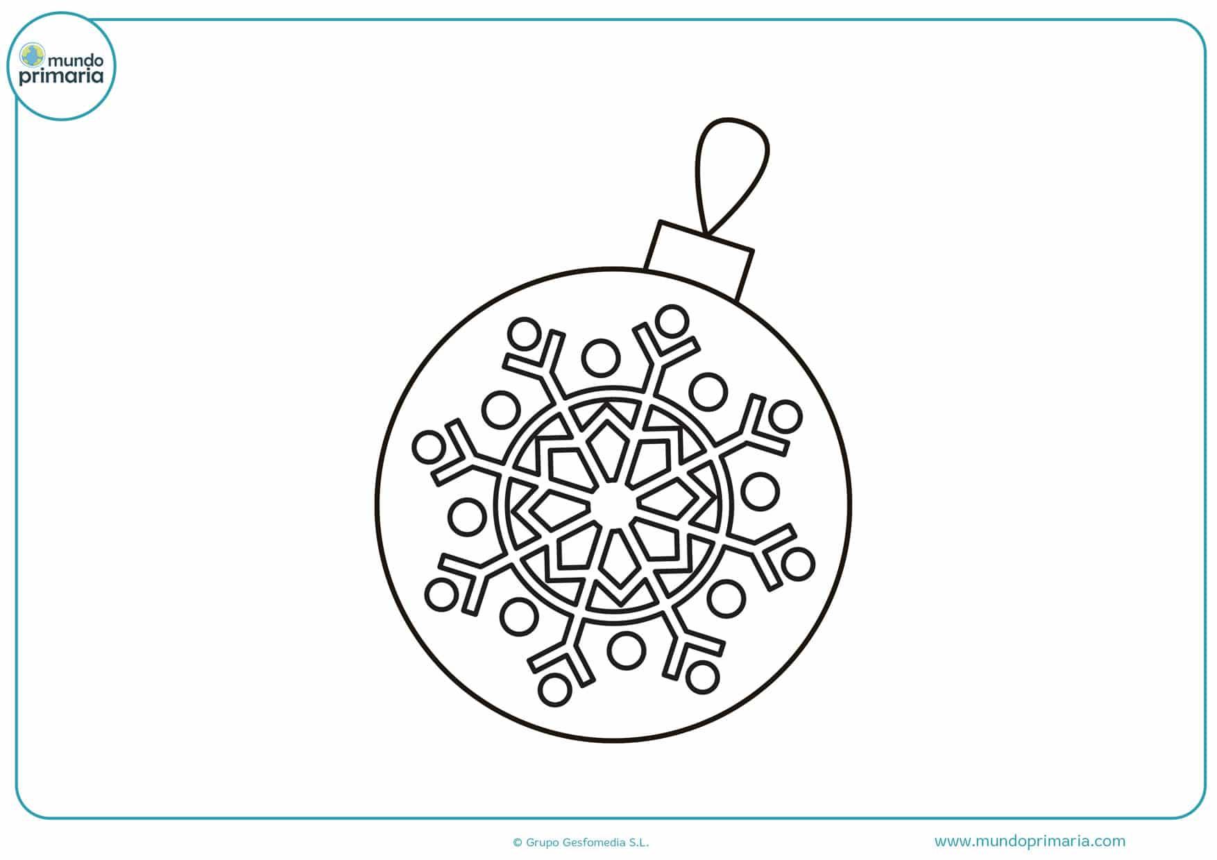 dibujos de navidad para colorear e imprimir gratis