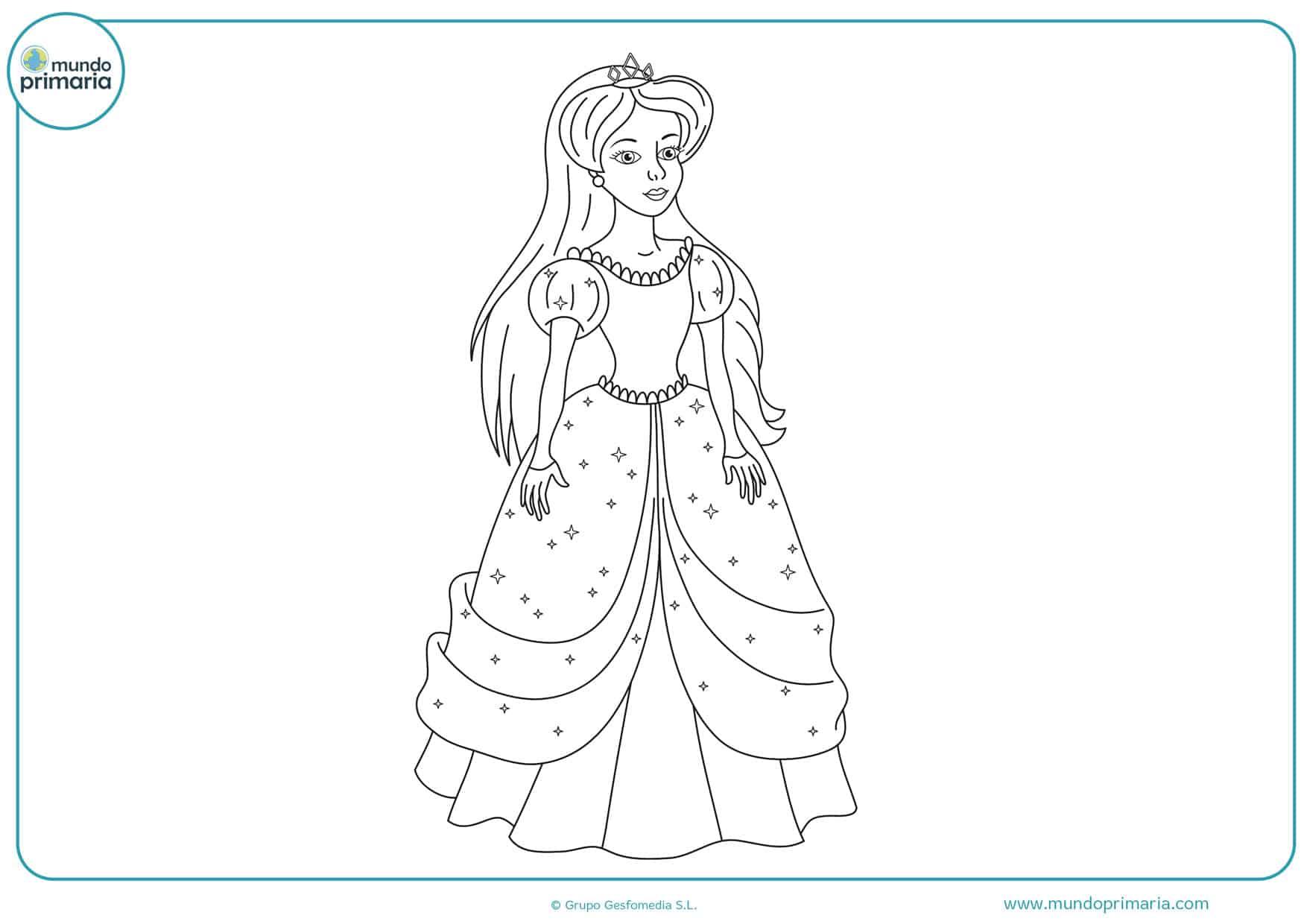 dibujos para colorear de bodas divertidas