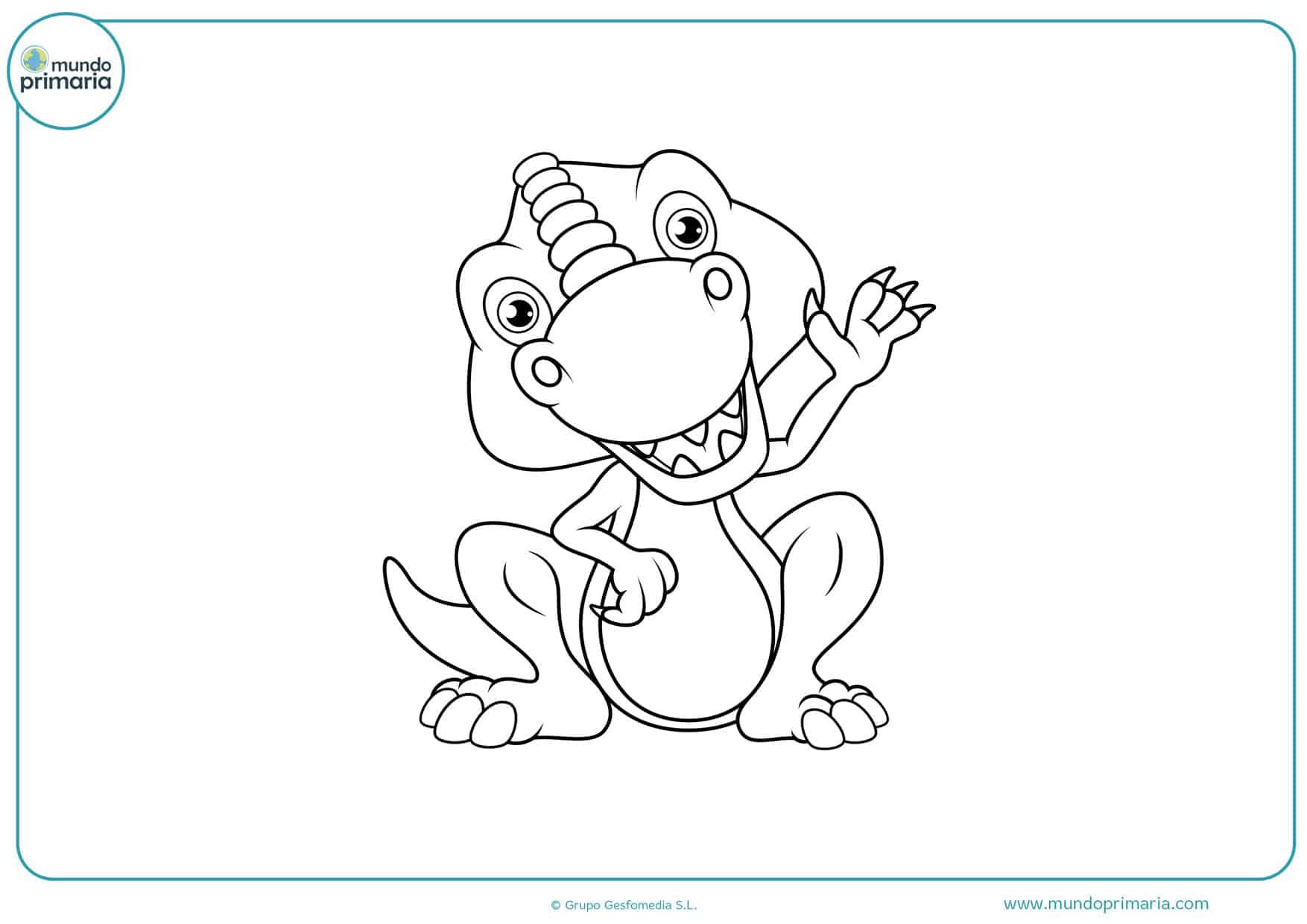 dibujos para colorear de dragones reales