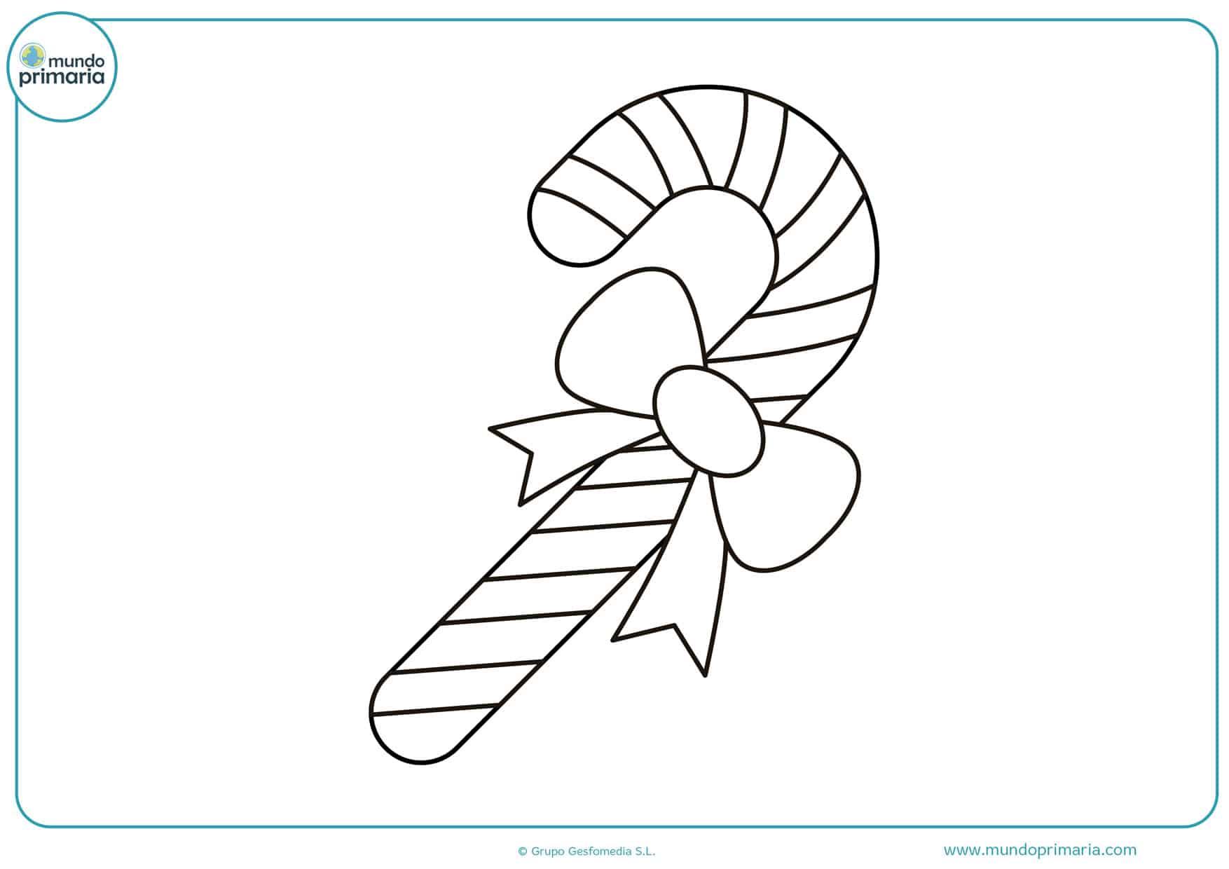 dibujos para colorear e imprimir de navidad