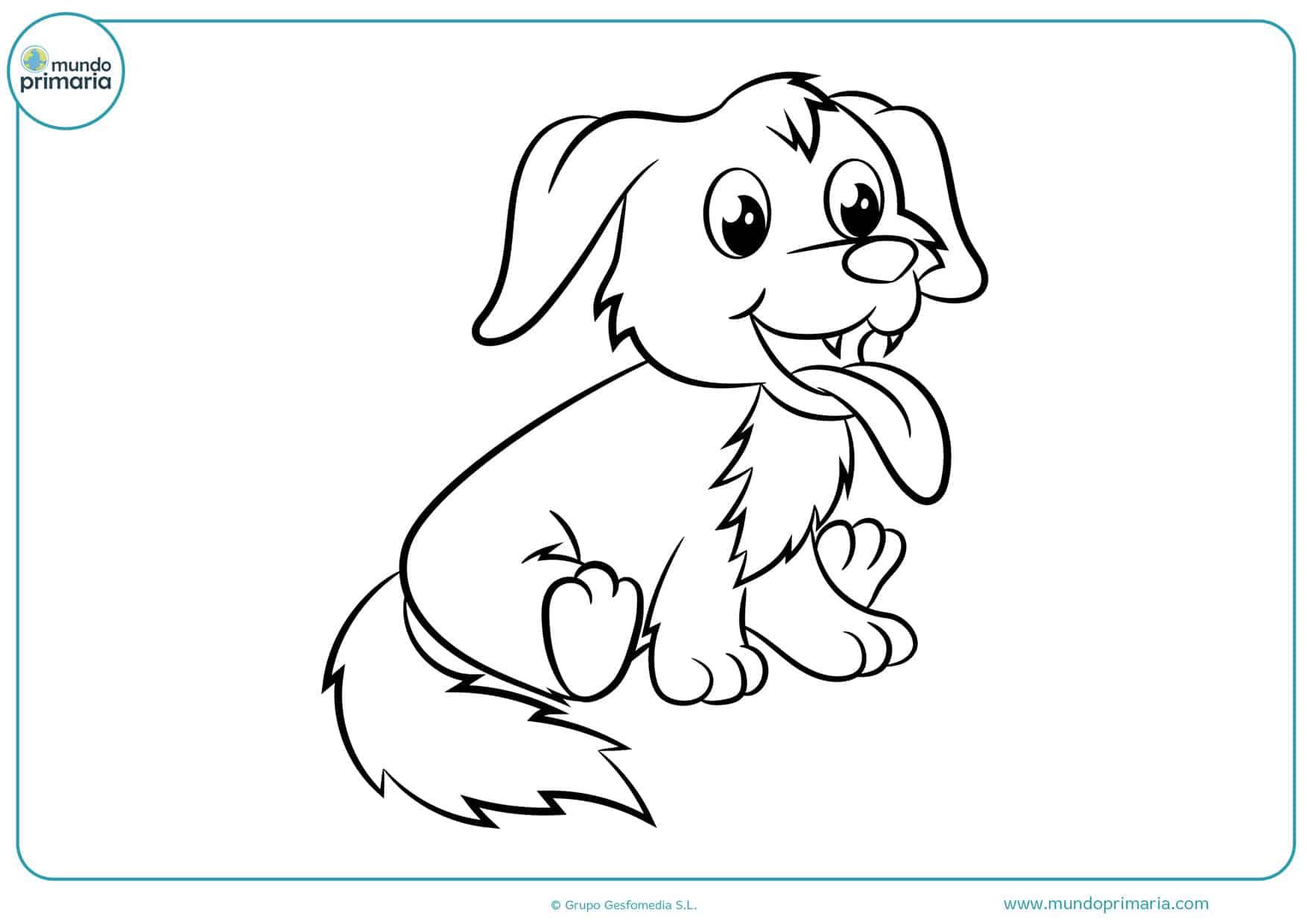 dibujos para colorear de perros chihuahua