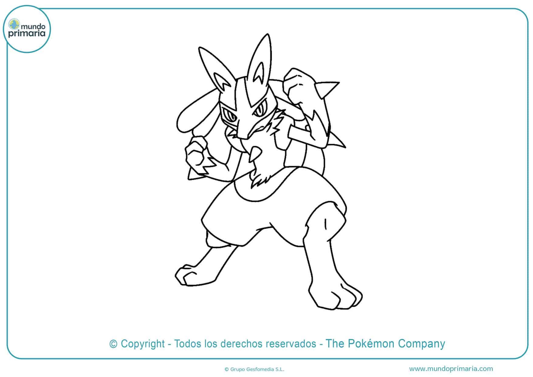 dibujos para colorear de pokémon legendarios